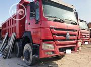 Sinotruck Howo 2015 Red | Trucks & Trailers for sale in Oyo State, Oluyole