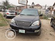Lexus GX 2005 470 Sport Utility Black | Cars for sale in Lagos State, Amuwo-Odofin