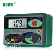 Digital Earth Tester Duoyi | Measuring & Layout Tools for sale in Lagos State, Lagos Island