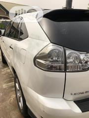 Lexus RX 2008 350 White | Cars for sale in Lagos State, Shomolu
