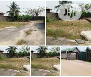 1plot Of Fenced And Gated Land For Sale At Nvigwe Woji Port Harcourt   Land & Plots For Sale for sale in Rivers State, Port-Harcourt