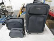 New* Prodigy 3pc Luggage Set -21′′ Spinner Tote Bag Travel KIT | Bags for sale in Rivers State, Port-Harcourt