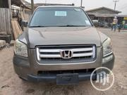 Honda Pilot 2007 Green | Cars for sale in Lagos State, Agege