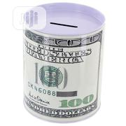 Tin Cylinder Piggy Bank For Both Young And Adult. | Toys for sale in Lagos State, Surulere