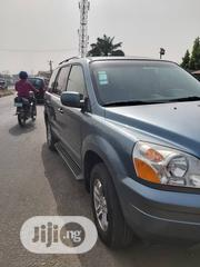 Honda Pilot 2005 Blue | Cars for sale in Lagos State, Agege