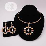 Ladies Set of Necklace, Pendant and Earrings | Jewelry for sale in Lagos State, Ikotun/Igando