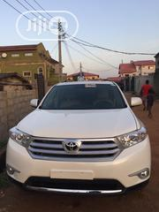 Toyota Highlander Limited 3.5L 2WD 2013 White | Cars for sale in Lagos State, Lagos Mainland