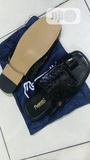 Pure Spanish Leather Slippers and Pams by Maseratti | Shoes for sale in Lagos State, Lagos Island