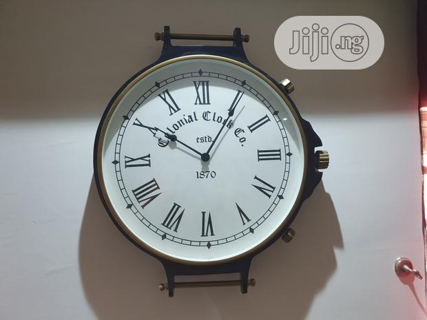 Archive: Fairly Used Vintage Clock