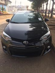 Toyota Corolla 2014 Black | Cars for sale in Lagos State, Lagos Mainland