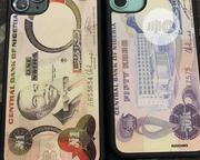 Kudicases, Vintage Nigerian Banknotes On Your Phone Cases | Accessories for Mobile Phones & Tablets for sale in Lagos State, Surulere