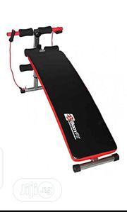 Sit Up Bench With Exercise Rope | Sports Equipment for sale in Lagos State, Agege