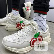 Gucci Supreme Apple Sneakers | Shoes for sale in Lagos State, Lagos Island