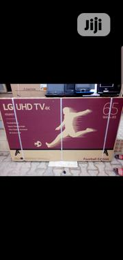 LG Television 65 Inches Smart Uhd Model UK 6400 | TV & DVD Equipment for sale in Lagos State, Lekki Phase 2
