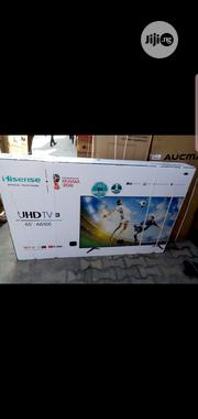 Hisense Television 65 Inches Smart Uhd . | TV & DVD Equipment for sale in Lagos State, Lekki Phase 2