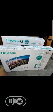 Hisense Television 55 Inchs Curved Smart | TV & DVD Equipment for sale in Lagos State, Lekki Phase 2