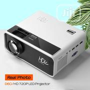 Aun LED Mini Projector Optional Android Wifi | TV & DVD Equipment for sale in Lagos State, Agege
