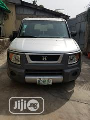 Honda Element LX 2004 Gray | Cars for sale in Lagos State, Kosofe