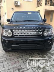 Land Rover LR4 2013 Black | Cars for sale in Lagos State, Lekki Phase 2