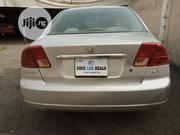 Honda Civic 2002 Silver | Cars for sale in Kwara State, Ilorin South