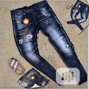 Grade AA Designer Dsquared Jeans Available In Store | Clothing for sale in Lagos State, Lagos Island