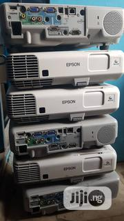 Very Clean Epson Projectors | TV & DVD Equipment for sale in Lagos State, Ojo