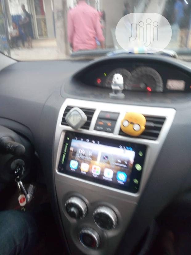 Toyota Yaris Android DVD With Reverse Camera