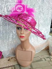 Pink Sequence Hatinator   Clothing Accessories for sale in Lagos State, Oshodi-Isolo