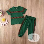 Short Sleeve T Shirts Tops+Pants | Children's Clothing for sale in Lagos State, Isolo