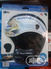 Computer Mouse Pad With Gel Wrist Support | Computer Accessories  for sale in Lagos State, Surulere