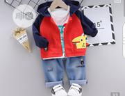 3pcs Boys Wear | Children's Clothing for sale in Lagos State, Ikotun/Igando