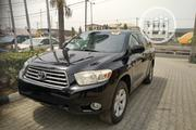 Toyota Highlander 2010 Limited Black | Cars for sale in Lagos State, Agboyi/Ketu