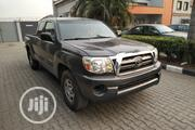 Toyota Tacoma 2010 Access Cab Automatic Gray | Cars for sale in Lagos State, Agboyi/Ketu