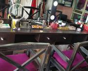 Makeup Mirror And Chair | Salon Equipment for sale in Lagos State, Isolo