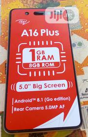 New Itel A16 Plus 8 GB Gray | Mobile Phones for sale in Abuja (FCT) State, Nyanya