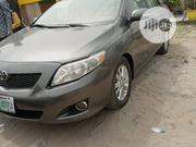 Toyota Corolla 2009 Gray   Cars for sale in Rivers State, Port-Harcourt