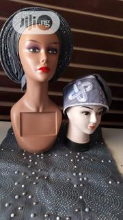 Bride And Groom Gele And Fila | Clothing for sale in Lagos State, Ifako-Ijaiye