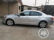 Honda Accord 2008 2.4 Executive Silver | Cars for sale in Lagos State, Yaba