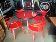Plastic Fiber Chairs and Table | Furniture for sale in Abuja (FCT) State, Gwarinpa