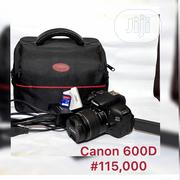 UK Used Canon 600D With 18-55mm Lens | Accessories & Supplies for Electronics for sale in Lagos State, Surulere