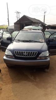 Lexus RX 2002 Blue | Cars for sale in Lagos State, Amuwo-Odofin