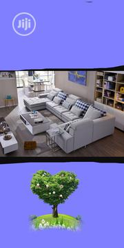 Complete U Shape Sofa For Ur Mansion | Furniture for sale in Lagos State, Ajah