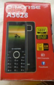 New D-horse A5628 512 MB Black | Mobile Phones for sale in Abuja (FCT) State, Nyanya