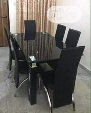 6 Seater Dining Table With Chair | Furniture for sale in Lagos State, Ojo