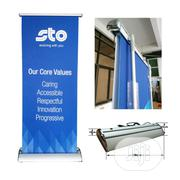 Electric Rollup Banner Stand | Printing Equipment for sale in Lagos State, Ikeja