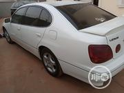 Lexus GS 2003 White | Cars for sale in Lagos State, Alimosho