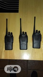 3pcs Walkie Talkie Baofeng Bf888s | Audio & Music Equipment for sale in Lagos State, Ikeja