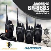 4pcs Baofeng Walkie Talkie | Audio & Music Equipment for sale in Lagos State, Ikeja
