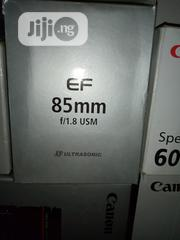 Canon Lens 85mm | Accessories & Supplies for Electronics for sale in Lagos State, Lagos Island