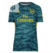 Original Arsenal Goalkeeper Jersey Now Available | Clothing for sale in Lagos State, Lagos Mainland